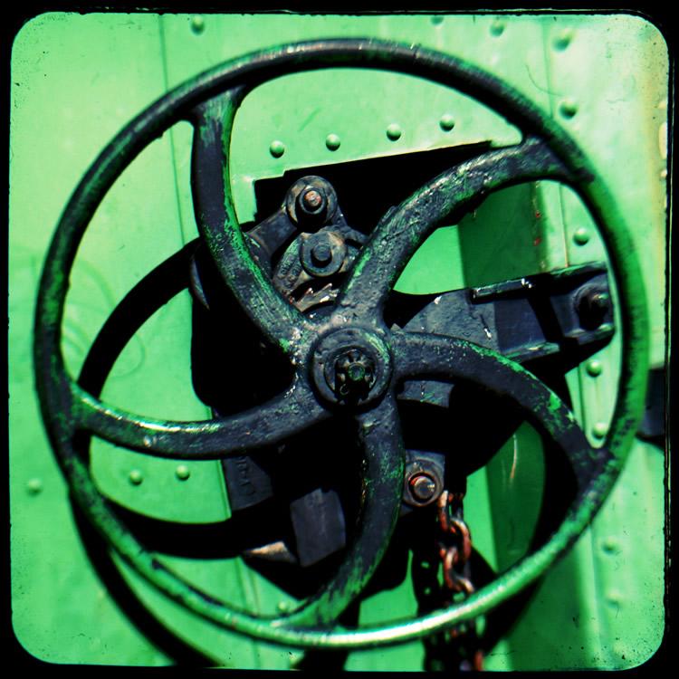 Green crank
